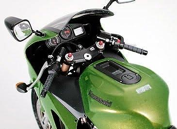 Tamiya Kawasaki Ninja ZX-12R 14084