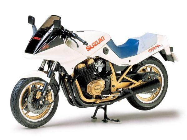 Tamiya Suzuki GSX750S New Katana Kit 14034