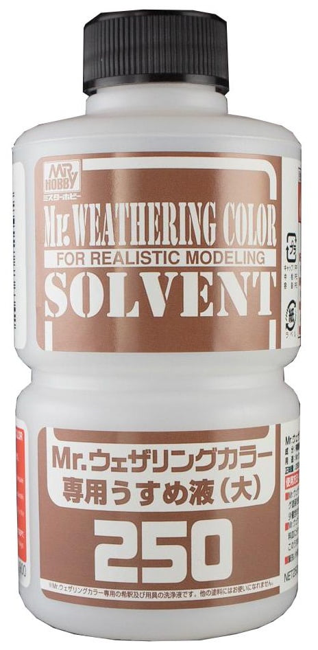 Mr Weathering Color Thinner by Mr Hobby WCT102