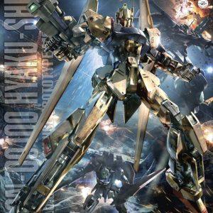Bandai Hyaku-Shiki Ver 2.0 Zeta Gundam MG 196701