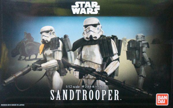 Bandai Star Wars Sandtrooper 197348