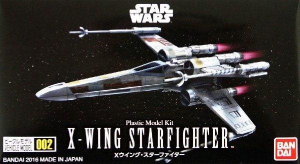 Bandai Star Wars X-Wing Starfighter 204885