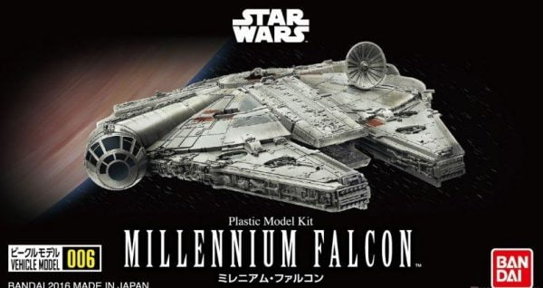 Bandai Star Wars Millennium Falcon 006 210501