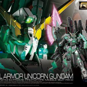 Bandai #30 Full Armor Unicorn Gundam RG 1/144 Scale 5055586