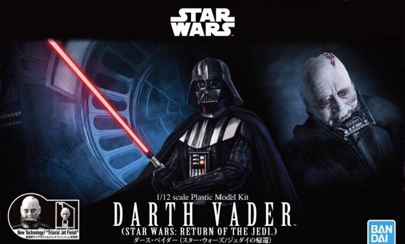Bandai Star Wars Darth Vader Return of the Jedi 1/12 Scale 5055589