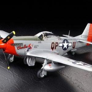 Tamiya North American P-51D Mustang 60322