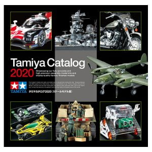 Tamiya Catalog Catalogue 2020 64425