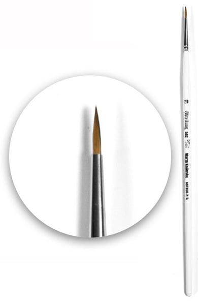 Marta Kolinsky Brush Round 00 by Abteilung 502 ABT850-00