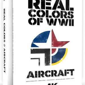 Real Colors OF WWII for Aircraft by AK Interactive AKI 290