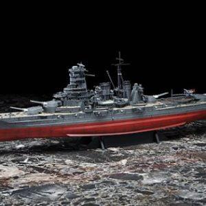 Aoshima IJN Battleship Kirishima 1942 41185