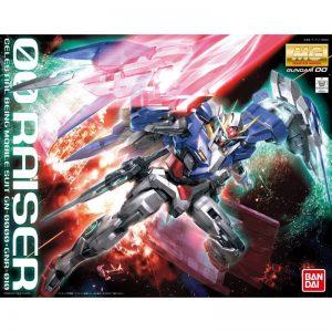 Bandai 00 Raiser Gundam MG 169914