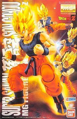 Bandai Super Saiyan Son GoKu Dragon Ball Z MG Figure-Rise 162391
