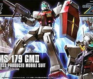 Bandai RMS-179 GMII HGUC Gundam 171630