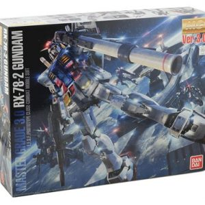 Bandai RX-78-2 Gundam Version 3 MG 183655