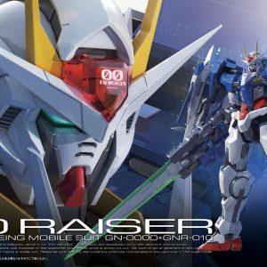Bandai 00 Raiser Gundam 00 RG 196427