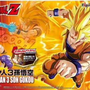 Bandai Super Saiyan 3 Son Goku Dragon Ball Z Figure-Rise Standard 209446