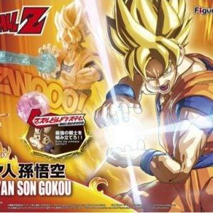 Bandai Super Saiyan Son Goku Dragon Ball Z Figure-Rise Standard 210541