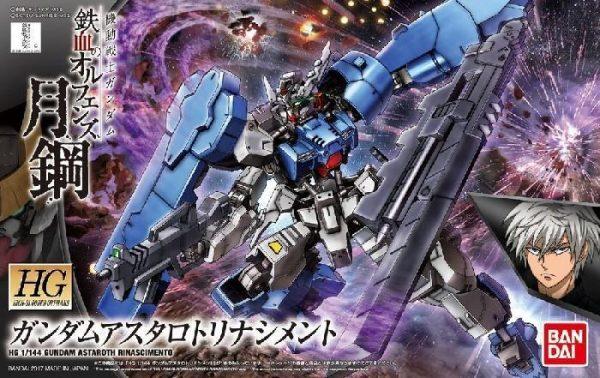 Bandai Gundam Astaroth Rinascimento Iron Blood Orphans