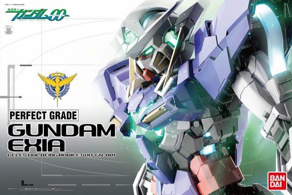 Bandai Gundam Exia Perfect Grade 222249