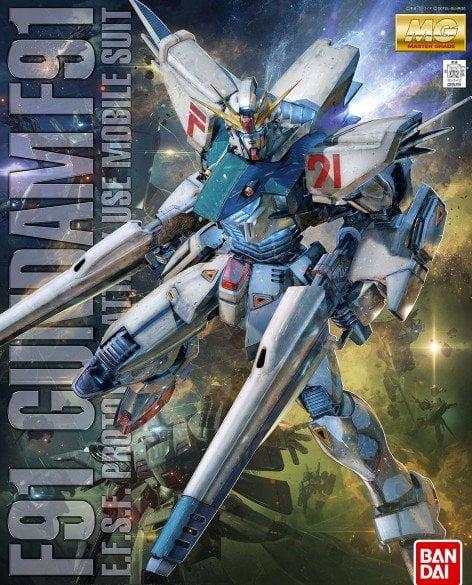 Bandai Gundam F91 MG 225751