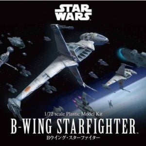 Bandai B-Wing Starfighter Star Wars 230456
