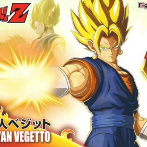 Bandai Super Saiyan Vegito Dragon Ball Z Standard Build Divers 230457