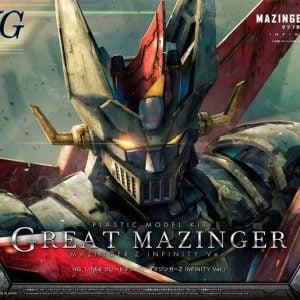 Bandai Great Mazinger Z Infinity 5055323
