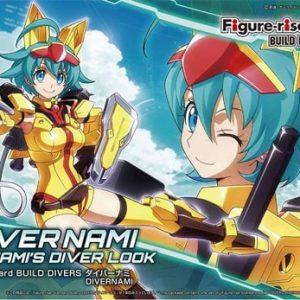 Bandai Diver Nami Figure-rise Standard Build Divers 5055333