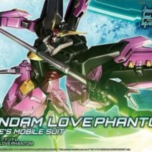 Bandai Love Phantom Gundam Build Divers HG 5055341