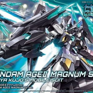 Bandai AGE II Magnum SV Ver. Build Divers Gundam 5055585