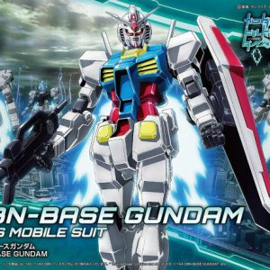 Bandai GBN-Base Gundam Build Divers HG 5055706