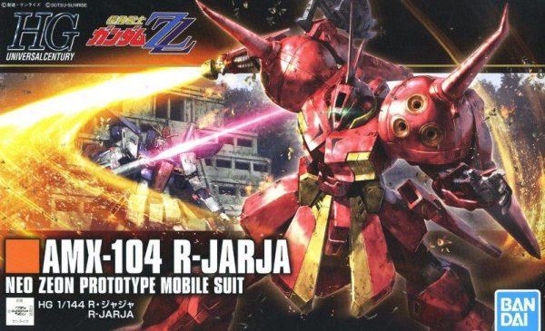 Bandai R-Jarja ZZ Gundam HGUC 5055716