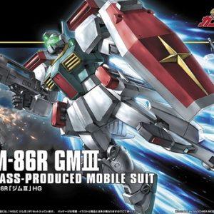 Bandai RGM-86R GM III Gundam HGUC 5055882