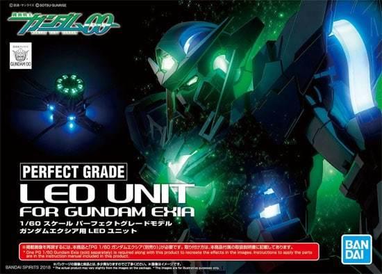 Bandai LED unit for Perfect Grade Gundam Exia Gundam 00 5055867