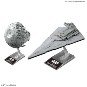 Bandai Star Wars Death Star II and Star Destroyer 230358