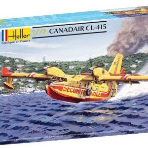 Heller CANADAIR CL-415 80370