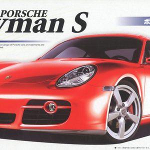 Fujimi Porsche Cayman S with Photo-Etched Parts 123967