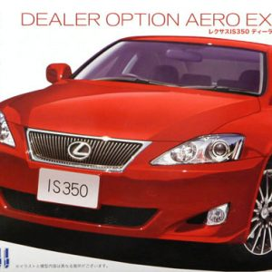 Fujimi Lexus IS 350 Dealer Option Aero Exterior 036847