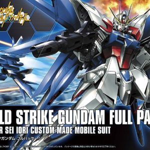 Bandai Build Strike Gundam Full Package 184468