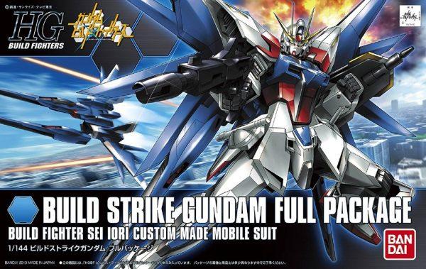 Bandai Build Strike Gundam Full Package 184468