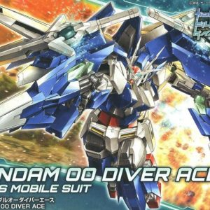 Bandai Gundam 00 Diver Ace HG Build Divers 225756