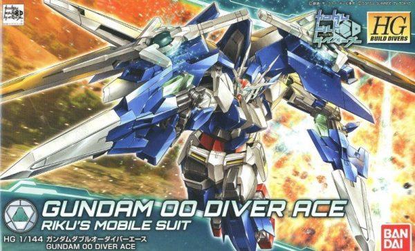 Bandai Gundam 00 Diver Ace HG Build Divers 225756