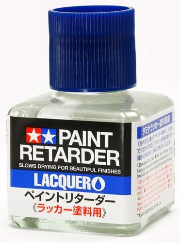 Tamiya Paint Retarder Lacquer 87198