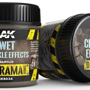 AK Interactive Wet Crackle Effects 100ml AKI 8034