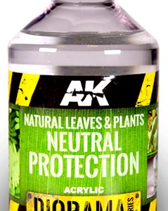 AK Interactive Natural Leaves Plants Neutral Protection