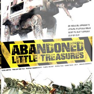 AK Interactive Abandoned Little treasures AKI 287
