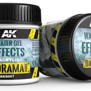 AK Interactive Water Gel Effects 100ml AKI 8007