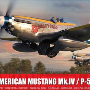 Airfix North American Mustang Mk.IV A05137