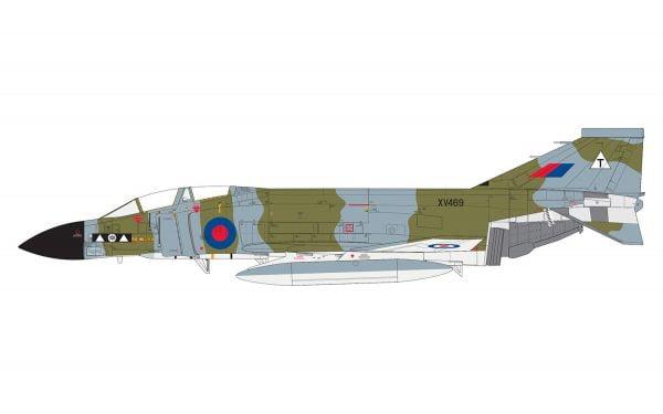 Airfix McDonnell Douglas FGR2 Phantom A06017