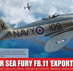 Airfix Hawker Sea Fury FB.11 Export Edition A06106